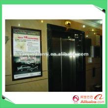 Elevator frame, elevator door frame, elevator car frame
