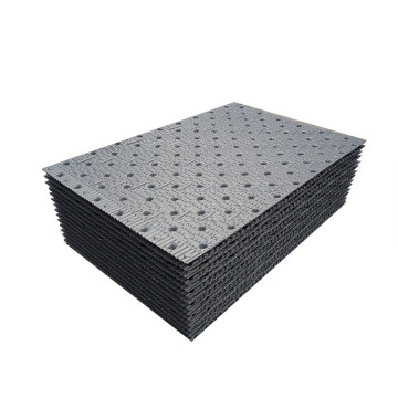 Virgin PVC 750 * 800 มม. Cross Flow Cooling Tower Infill