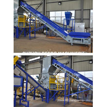 PP Woven Bags and PE Film Washing Plant Washing Line