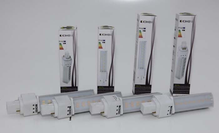 PL-G24 10w led tube light package