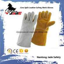 Cowhide Leather Welding Industrial Safety Work Glove