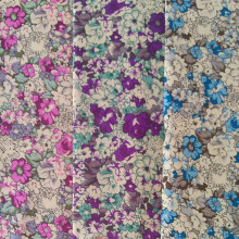 Tissus de rayonne/Viscose douce impression vêtements 60 x 60 90 x 88