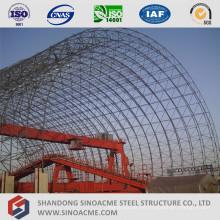 Estructura de acero Estructura de estructura espacial