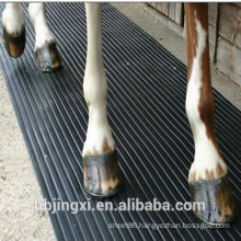 Super Quality Stable Black Horse Rubber Mats For Sale