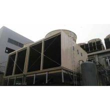 Doppelte Zellen Jn Serie Cross Flow Quadrat Wasserkühlung Turm mit hoher Leistung
