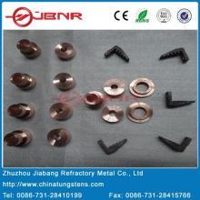 Wolfram elektrischen Kontakt W70cu30 mit ISO9001 von Zhuzhou Jiabang