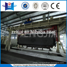 AAC Brick Production autoclaved aerated concrete equipment