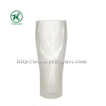 Ice Double Wall Glass Bottle )6.5*5.5*17.5cm 295ml)