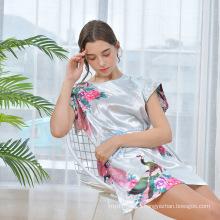 Summer Quantity Nightwear Pajama Fashion Sexy woman pajamas For Woman