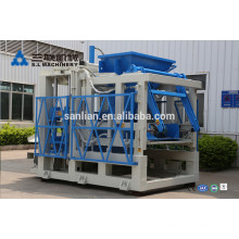 Máquina de fabricación de bloques QFT10-15