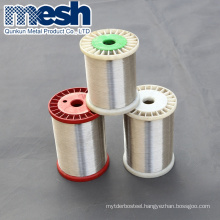 Bright 0.13mm Fine Stainless Steel Wire SS Wire for Scourer