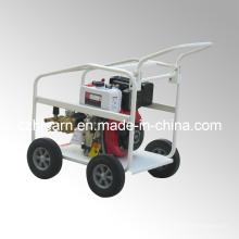 Dieselmotor mit Hochdruckreiniger Weißer Farbrahmen (DHPW-2900)