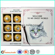 Luxury Chocolate Paper Box Gift