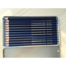 Office Supply Advanced Drawing Pencil Without Eraser