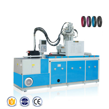 Machine de moulage par injection de gel de silice liquide LSR
