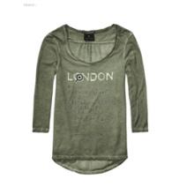 Frauen T-Shirt mit 3/4 Ärmeln