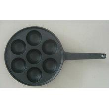 Cast Iron Pancake Puff Pan 3