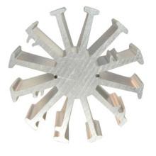 Perfiles de extrusión de aluminio de alta precisión