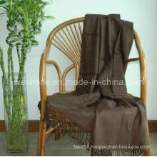 100% Bamboo Throw Bt-F070330-Cho
