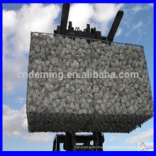 DM factory gabion wire basket for stone retaining wall