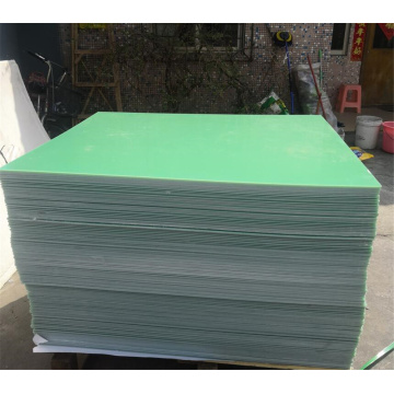 Bahan isolasi g10 fr4 fiber glass sheet