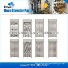 Standard Hairline Stainless Steel Elevator Door Panel,Lift Components
