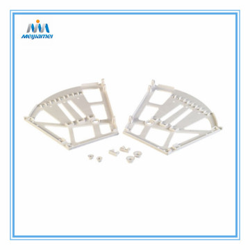 Plastic Three Layer Schuh Rack Fittings