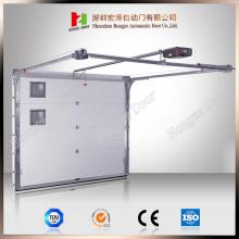 Aluminum Alloy Industrial Upgrading Door