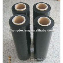 LLDPE black stretch film/Japan hot blue film/ colored stretch film