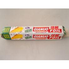 feuille d'aluminium d'emballage pour l'emballage alimentaire