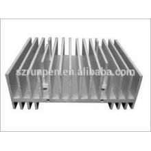 Экструзионный теплоотвод из материала Al6061