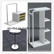 Top Metal Clothes Display Shelf (GARMENT -1116)