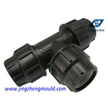 Injection PP 90 Degree Tee Mold/Molding Makers