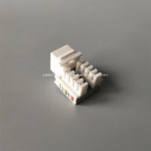 Prise de force verticale UTP AMP CAT5E Keystone Jack