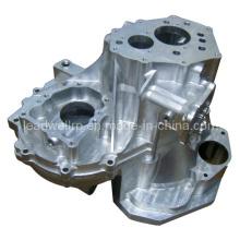 Procesión de mecanizado CNC de metal para el prototipo Custermized (LW-02047)