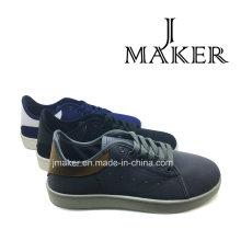 Sapatos casuais de baixo preço moda masculina (JM2017-M)