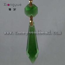 DX07 vert cristal lustre Drop
