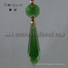 Vente chaude suspension lustre goutte cristal Bijoux Perle