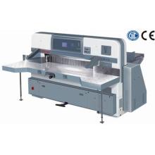 QZYK1620DW Micro-ordinateur double hydraulique double guide de coupe de papier
