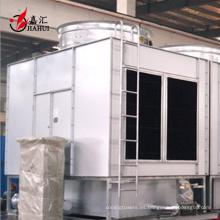 VENTA CALIENTE circuito de flujo cruzado grande fluido cerrado torre de enfriamiento precio más bajo