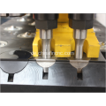 CNC Steel Plate Punch Hole Machine