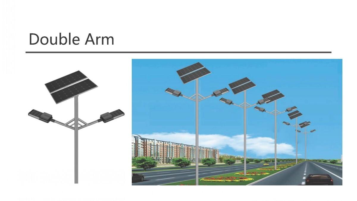 solar street light walmart