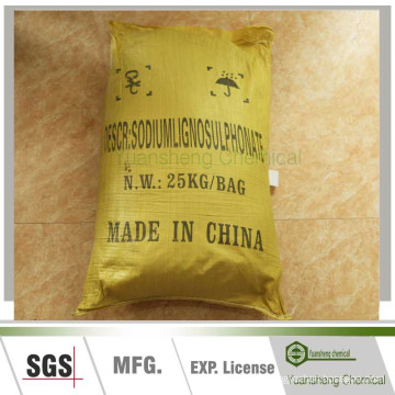 Sodium/Calicum Lignin Sulfonic Acid as Fertilizer Additives