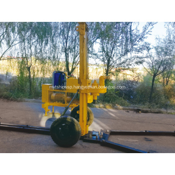 30m Portable Multi-function Anchor Drilling Rig