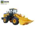 5Ton Wheel Loader SEM SEM655D 5T販売用フロントローダー