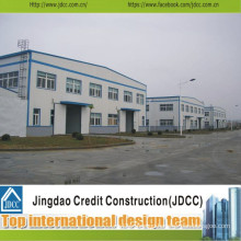 High Qualtiy Steel Structural Building Warehouse Prefabricated Jdcc1014