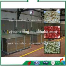 China STJ Tipo de Caixa Secador de Vegetais Secadores de Frutas Industriais