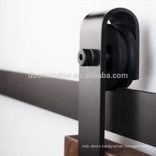 Classical Double Z Brace Barn Door With Sliding Hardware