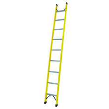A única escada FRP anti-choque