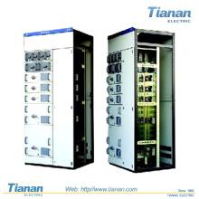 50 (60) Hz, 380 ~ 660 V / Gck1 / IEC439 Sekundärschaltgerät / Dreiphasen- / Niederspannungs- / luftisoliert